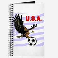 USA Soccer Eagle Journal
