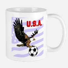 USA Soccer Eagle Mugs