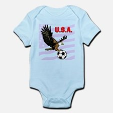 USA Soccer Eagle Body Suit