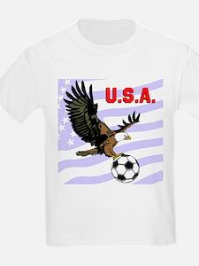 USA Soccer Eagle T-Shirt