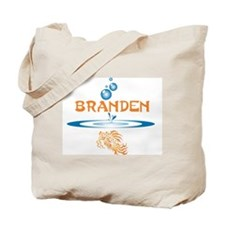 Branden (fish) Tote Bag