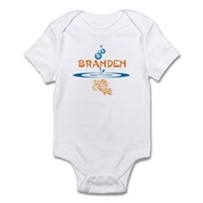 Branden (fish) Infant Bodysuit