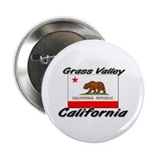 Grass Valley California Button