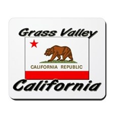 Grass Valley California Mousepad