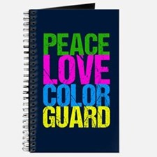 Color Guard Cute Journal