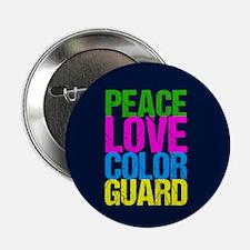 """Color Guard Cute 2.25"""" Button"""