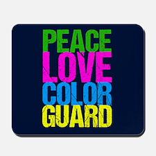 Color Guard Cute Mousepad