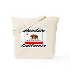 Glendale California Tote Bag