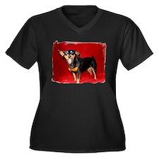 Allie McBizzie Plus Size T-Shirt