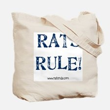 I Heart Rats Tote Bag