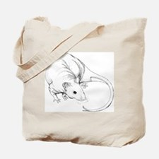 Hairless Tote Bag