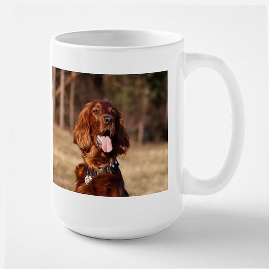 irish setter Mugs