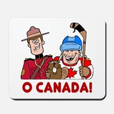 O Canada Mousepad