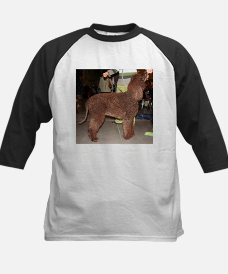 irish water spaniel Baseball Jersey