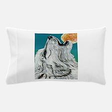 Arctic Wolf Pillow Case