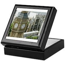 House of Parliament Keepsake Box