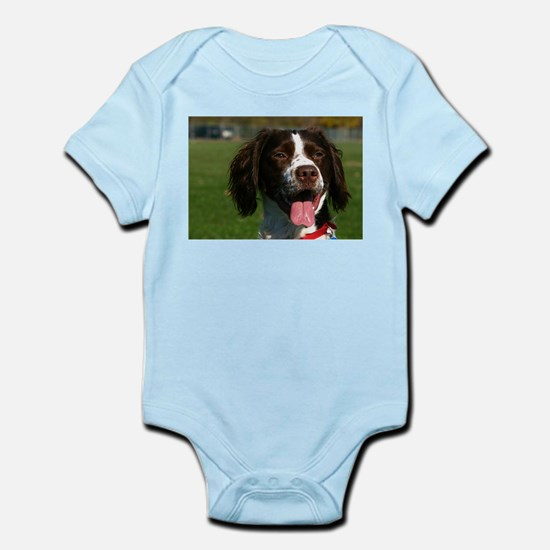 brittany spaniel Body Suit