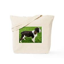 english springer spaniel liver full Tote Bag