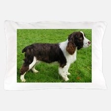 english springer spaniel liver full Pillow Case