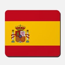 Spanish Flag Mousepad