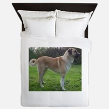 Anatolian Shepherd Dog full Queen Duvet