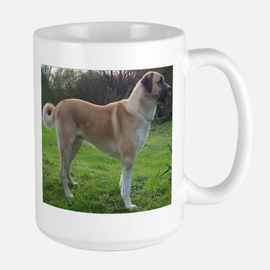Anatolian Shepherd Dog full Mugs