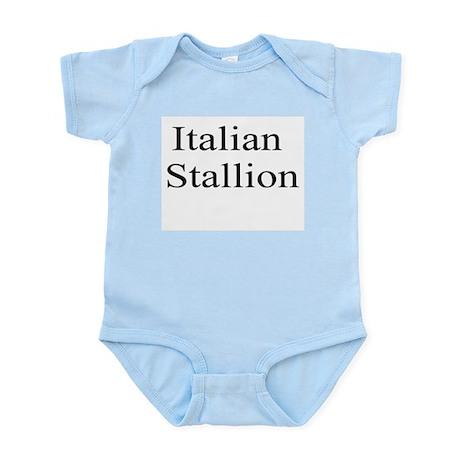 Italian Stallion Infant Bodysuit
