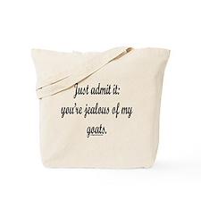 Cute Angora Tote Bag