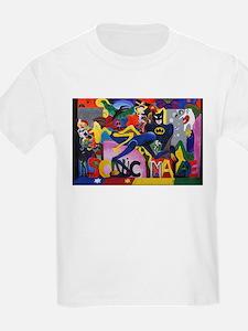 Unique Superheroes T-Shirt