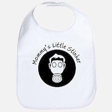 Mommy's Little Stinker Bib