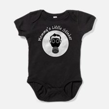 Mommy's Little Stinker Baby Bodysuit