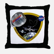 BEAM Logo Throw Pillow