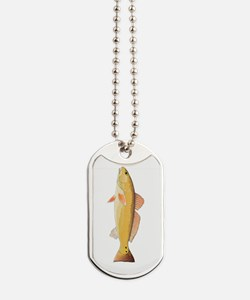 Redfish Red Drum Dog Tags