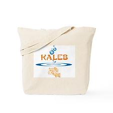 Kaleb (fish) Tote Bag