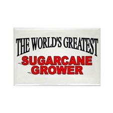 """""""The World's Greatest Sugarcane Grower"""" Rectangle"""