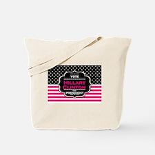 Funny Hilary 2016 Tote Bag