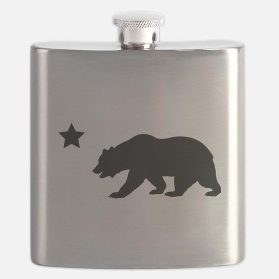 Unique California Flask