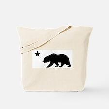 Cute California republic Tote Bag