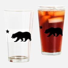 Unique Ca Drinking Glass