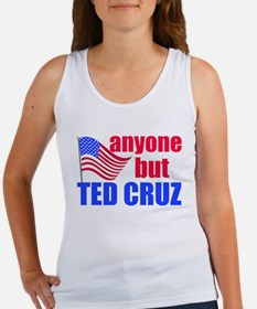 Anti Ted Cruz Women's Tank Top
