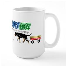 NASCARTING! Mug