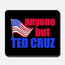 Anti Ted Cruz Mousepad