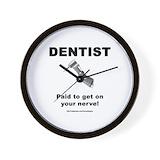 Dental Wall Clocks
