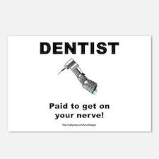 Dentist Postcards (Package of 8)