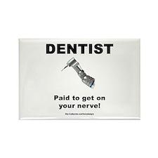 Dentist Rectangle Magnet