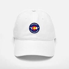 Denver Colorado Baseball Baseball Cap
