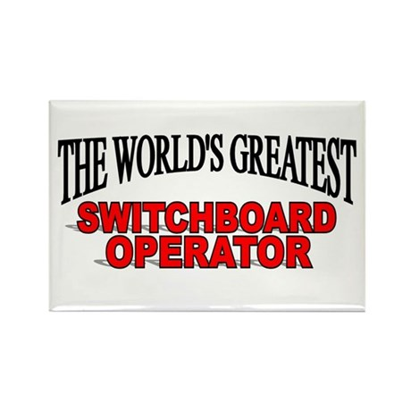 """The World's Greatest Switchboard Operator"" Rectan"