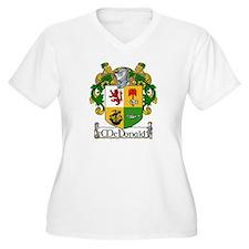 McDonald Coat of Arms T-Shirt