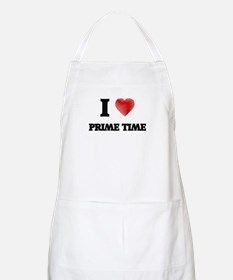 I Love Prime Time Apron