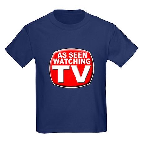 As Seen Kids Dark T-Shirt